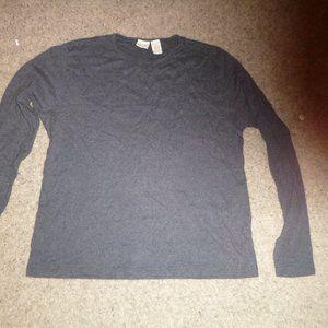 Women's 100% Cotton Long Sleeved T-Shirt
